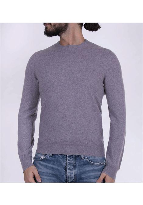 Maglia Gran Sasso cashmere grigio GRAN SASSO | Maglie | 55170/15590066