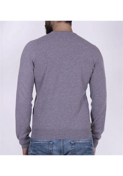 Maglia Gran Sasso cashmere grigio GRAN SASSO | Maglie | 5517015590066