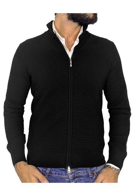Black Gran Sasso jacket jersey GRAN SASSO |  | 57178/14222099