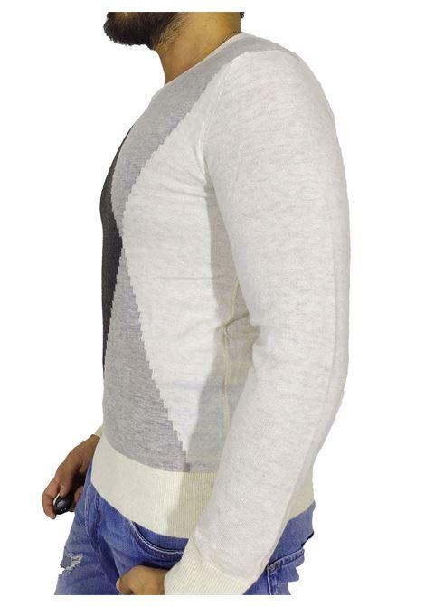 White sweater Hosio ballantynes  HOSIO | Sweaters | 20114M43V2