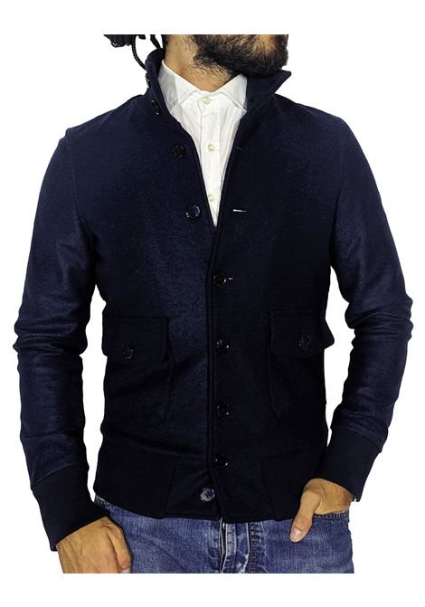 Lbm slim blue jacket L.B.M. 1911 by Lubiam | Jackets | 5117 93145