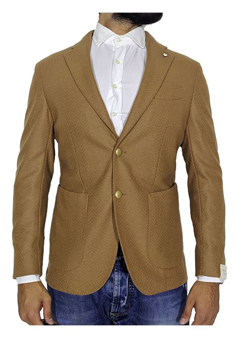 Giacca lbm dandy panno cammello L.B.M. 1911 by Lubiam | Giacche | 5135 28171