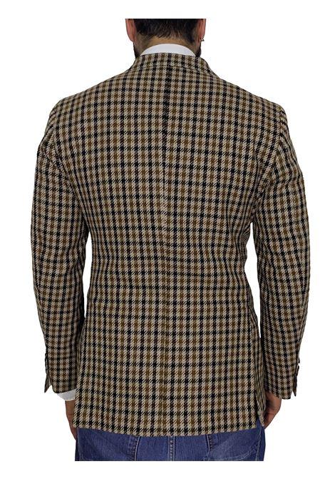 Giacca lbm pied de poule lana L.B.M. 1911 by Lubiam   Giacche   5204 28151