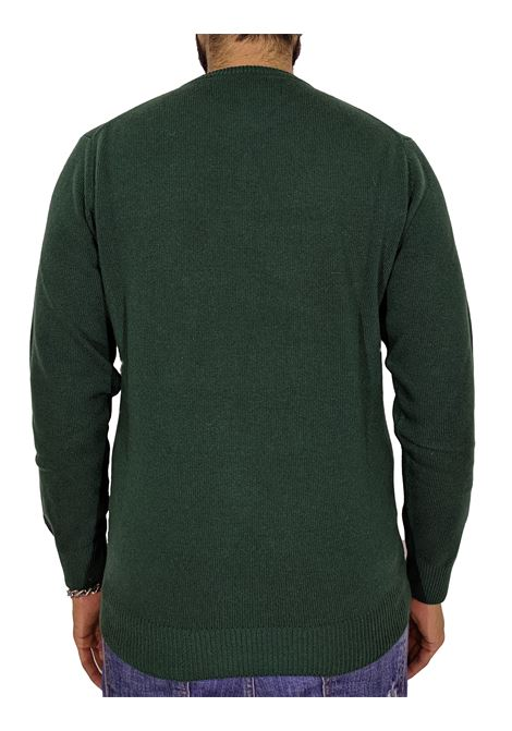 Maglione MC2 Saint barth zio paperone verde MC2 SAINT BARTH | Maglie | CSUN511