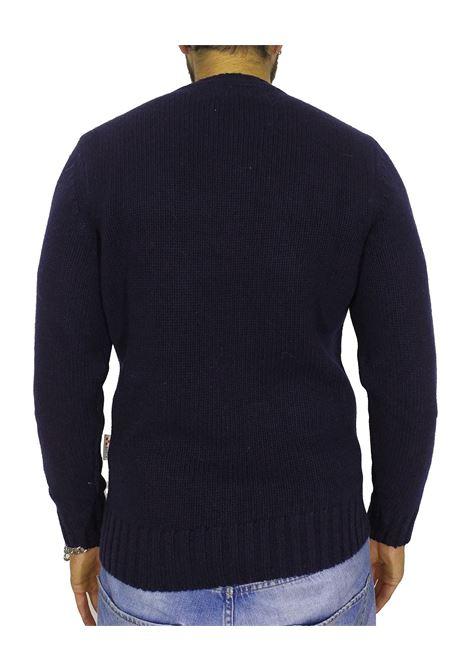 MC2 Saint Barth blue bombardino sweater MC2 SAINT BARTH | Sweaters | EMSK6161
