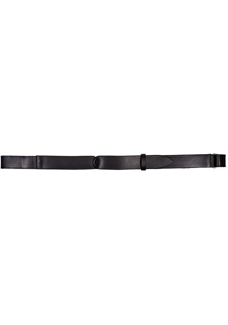 Orciani NoBuckle men's black belt ORCIANI | Belts | NB0041