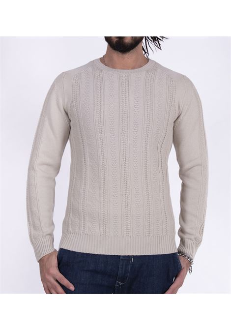 Paolo Pecora sweater with dust line PAOLO PECORA | Sweaters | A06270121327
