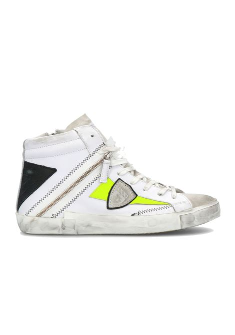 Scarpe Philippe Model bike bianco PHILIPPE MODEL | Scarpe | BSHUVF01