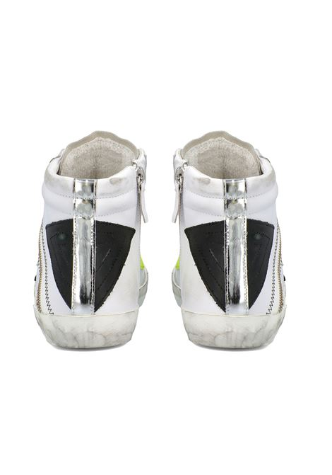 Philippe Model bike shoes white PHILIPPE MODEL | Shoes | BSHUVF01