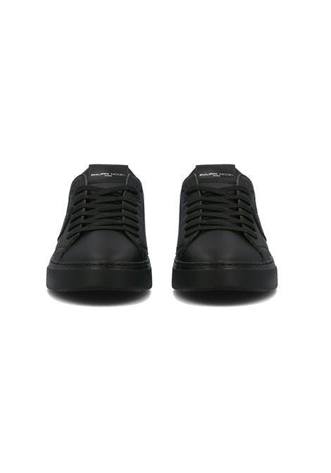 Philippe model Temple black sneakers PHILIPPE MODEL | Shoes | BTLUV006