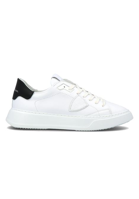 Philippe Model temple white sneakers PHILIPPE MODEL | Shoes | BTLUV007