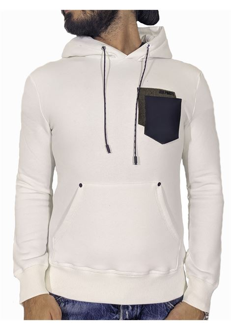 PMDS white Aso sweatshirt Premium Mood Denim Superior | Sweatshirts | ASO10