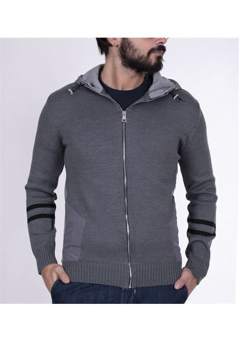 Felpa maglia PMDS grigio Soji Premium Mood Denim Superior | Felpe | SOJI2