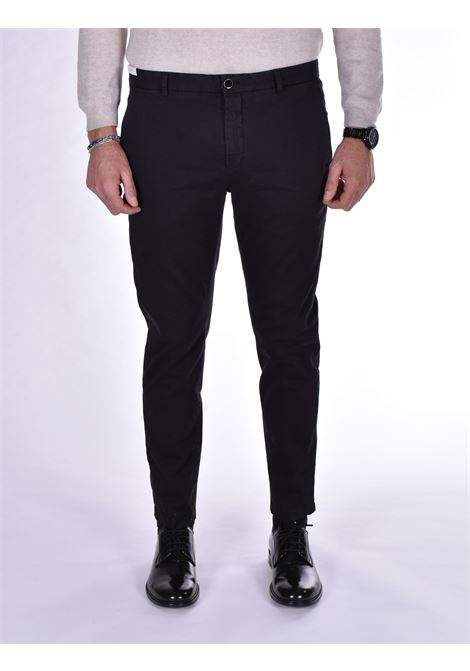 Pt Torino jungle black trousers PT TORINO | Trousers | NK050990