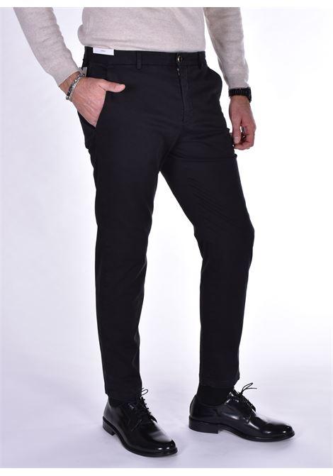 Pt Torino jungle black trousers PT TORINO | Trousers | NK050990