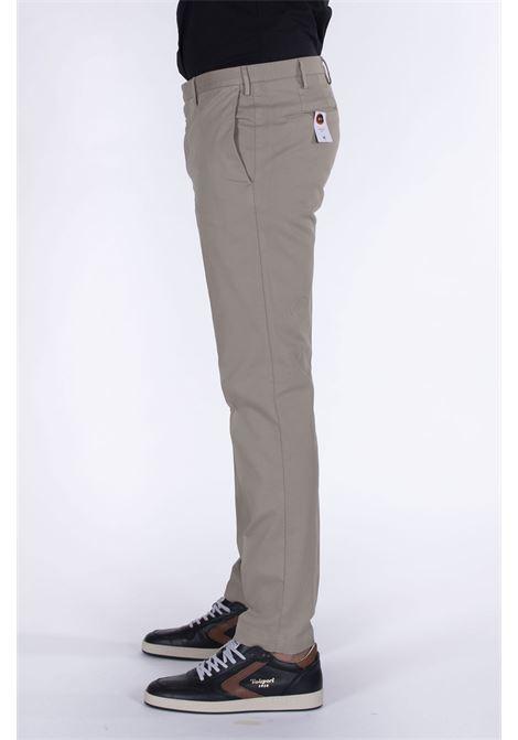 Pantalone PT Torino skinny fit beige PT TORINO | Pantaloni | NU300060