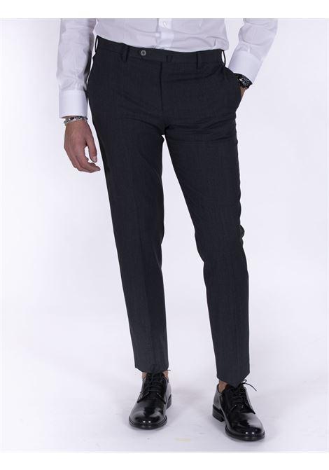 PT Torino skinny travel gray trousers PT TORINO | Trousers | P0360240