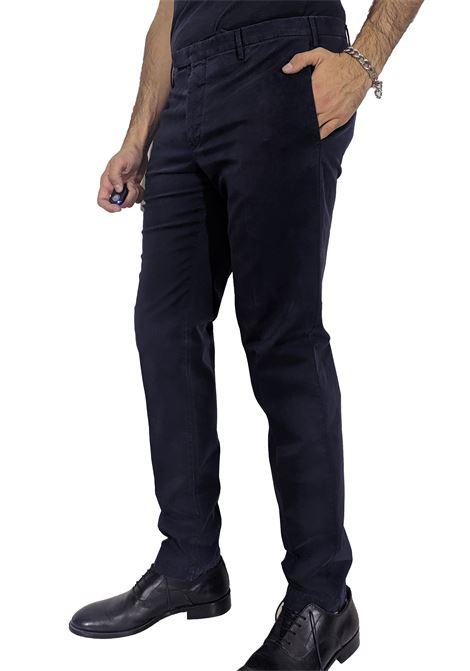 trousers PT Torino skinny blue PT TORINO | Trousers | R0040369