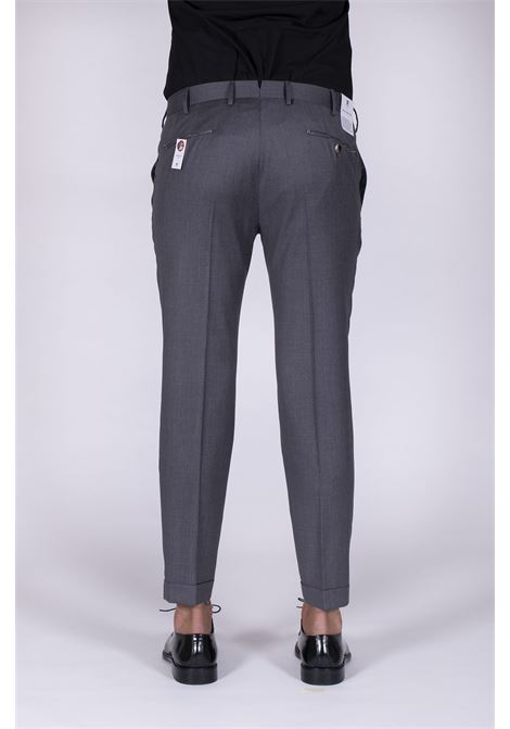 PT Torino superslim fit gray trousers PT TORINO | Trousers | TR150230