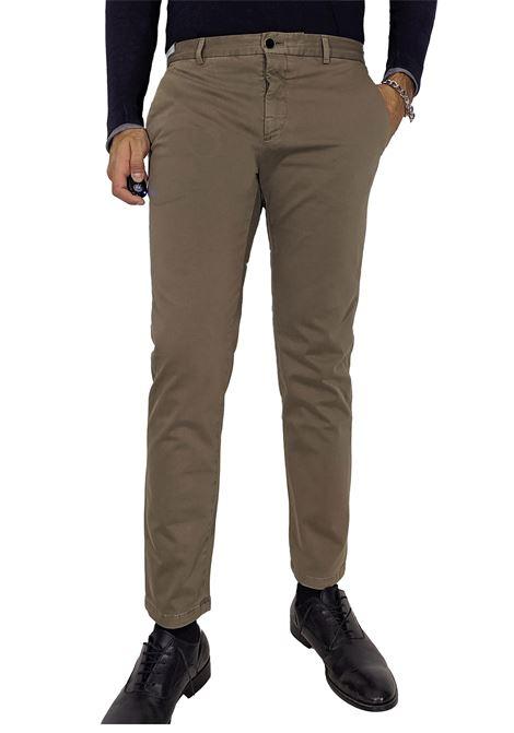 PT Torino jungle mud denim trousers PT TORINO | Trousers | NK050120