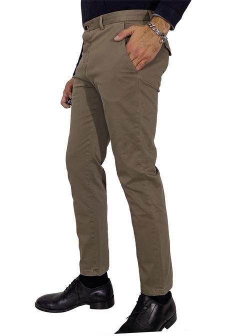 Pantalone PT Torino denim jungle fango PT TORINO | Pantaloni | NK050120
