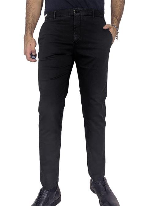 Pantalone Pt Torino jungle nero PT TORINO | Pantaloni | NK050990