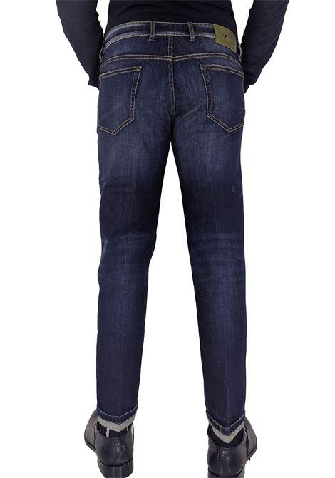 Jeans PT Torino raggae denim indigo special PT TORINO   Jeans   TX15 B60DK61