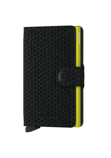 Secrid miniwallet diamond black SECRID | Portafogli | DIAMOND1
