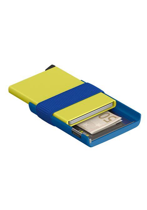 Secrid cardslide Electrolime blu SECRID | ELECRTOLIME1