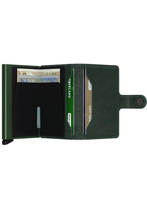 Secrid Miniwallet Original wallet green SECRID | ORIGINAL3