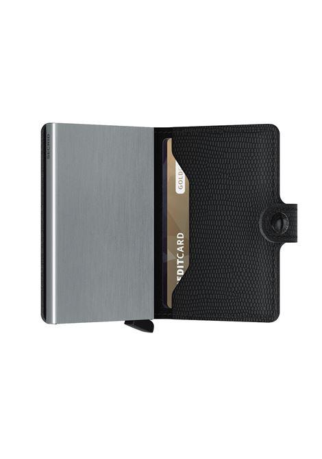 Portafoglio Secrid Miniwallet Rango Nero SECRID | RANGO1