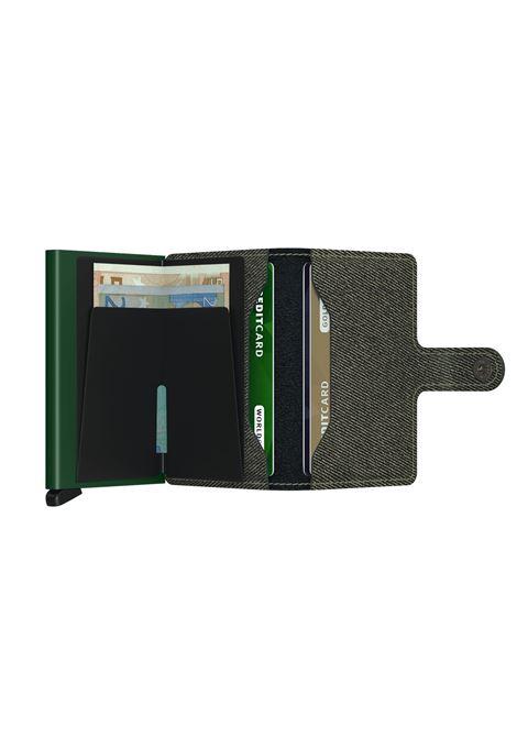 Secrid miniwallet twist green SECRID | TWIST01