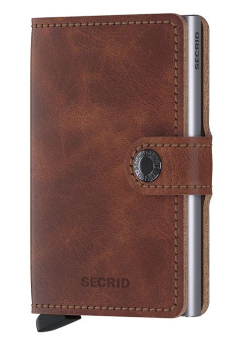 Secrid Miniwallet Vintage Brown SECRID | Wallets | VINTAGE1