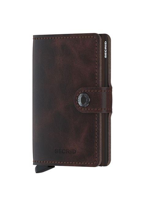 Secrid Wallet Vintage Miniwallet black SECRID | Wallets | VINTAGE6