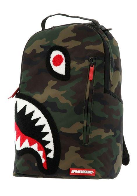 Zaino Sprayground torpedo shark camouflage SPRAYGROUND | Borse | B15981