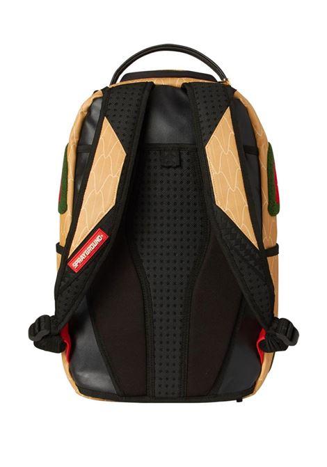 Spucci Sprayground beige gang backpack SPRAYGROUND | Bags | B31681