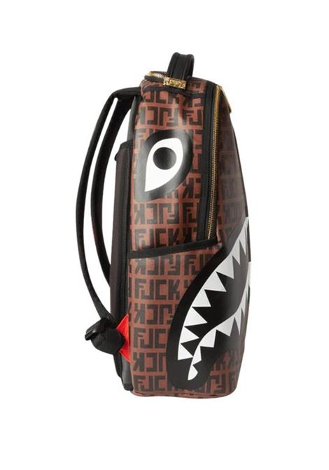 Backpack Sprayground split the check shark SPRAYGROUND | Bags | B32491