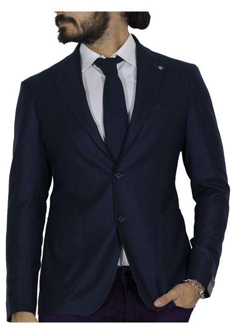 Giacca Tagliatore lana blu TAGLIATORE | Giacche | 08UIZ068B3371