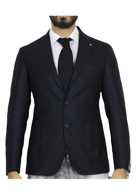 Giacca Tagliatore lana nera TAGLIATORE | Giacche | 08UIZ068N1073