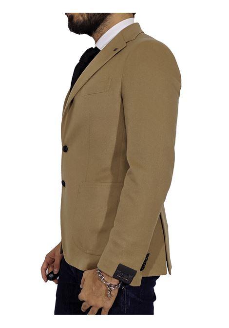 Giacca Tagliatore cashmere beige 1smc22k TAGLIATORE | Giacche | 19UIG032A3356