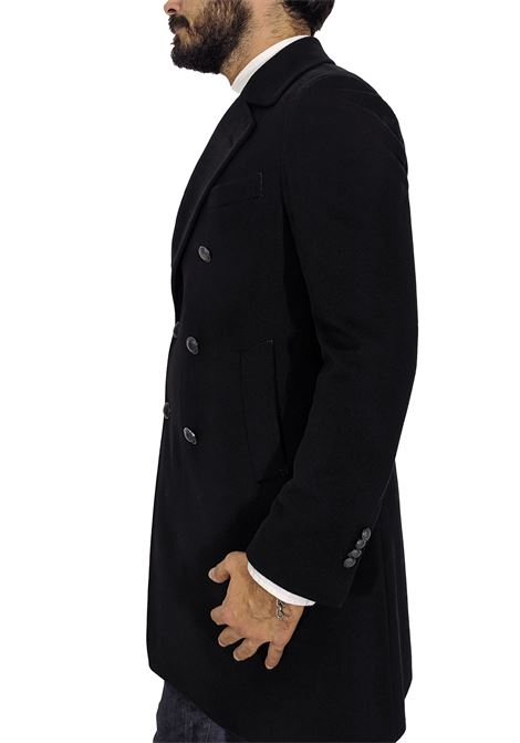 Tagliatore Arden double-breasted coat TAGLIATORE | Coats | 35UIC082N3505