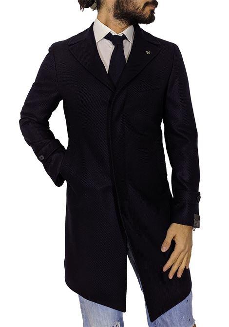 Cappotto Tagliatore Thomas blu righini TAGLIATORE | Cappotti | 44UIC041B3261