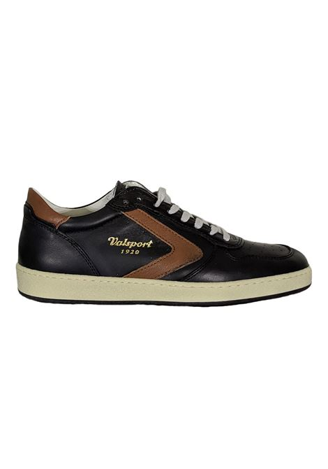 Valsport new davis nappa black brown VALSPORT | Shoes | VNDEL002M91226