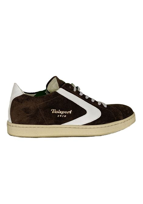 Valsport tournament suede marrone VALSPORT | Scarpe | VTSL001M60001