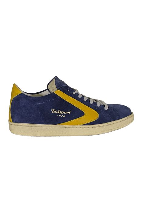 Valsport tournament suede teal mustard VALSPORT | Shoes | VTSL001M70101