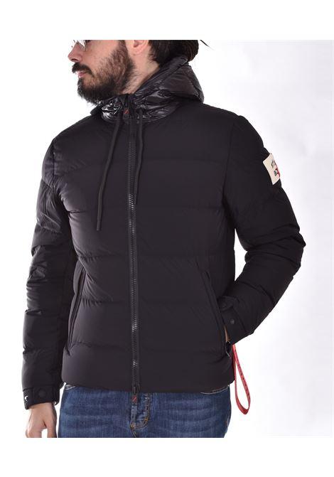 After Label black down jacket AFTER LABEL | AL150N7864999
