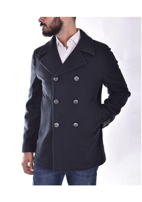 Cappotto Barbati doppiopetto blu BARBATI | 22154289