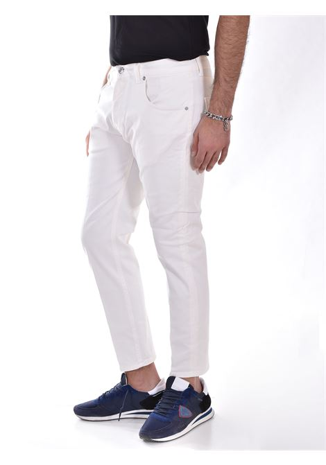 Jeans Be Able bianco Davis Shorter BE ABLE | BULL10