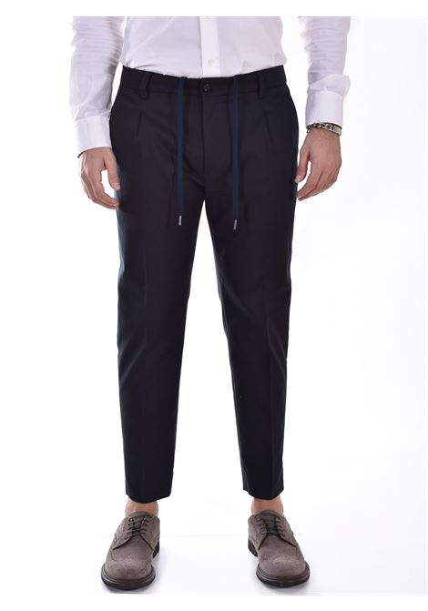 Be Able Active Riccardo blue trousers BE ABLE | CCCDF01
