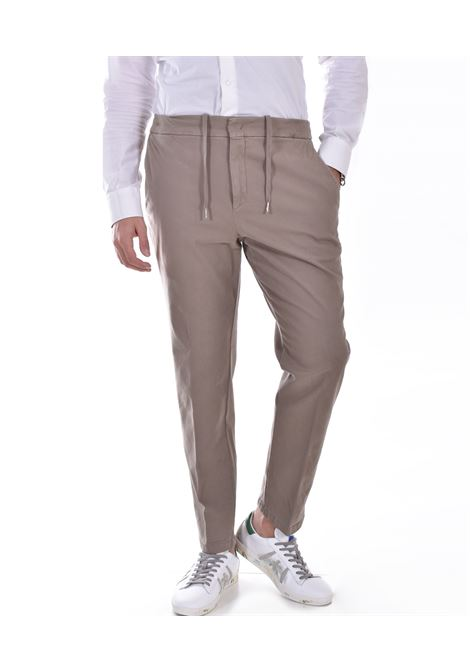 Be Able Argo trousers garment dyed BE ABLE | DHP02